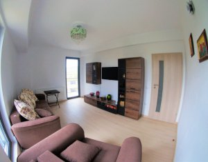 Apartament lux, 2 camere, garaj cu doua locuri de parcare, la prima inchiriere