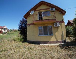 Casa individuala, 580mp teren, 14 km de centrul Clujului, Chinteni!