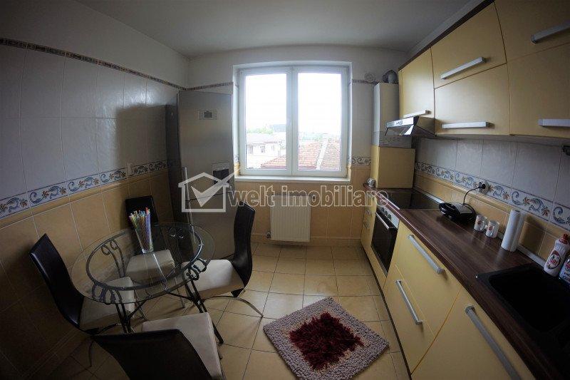 Inchiriere apartament 2 camere decomandate, Marasti, 2 locuri de parcare