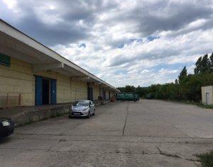 Ipari helyiség eladó on Cluj Napoca, Zóna Baciu