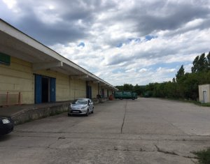 Industrial space for sale in Cluj Napoca, zone Baciu