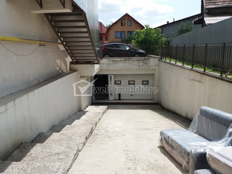 Vanzare spatiu comercial 600mp  catering depozitare sau productie zona Clujana