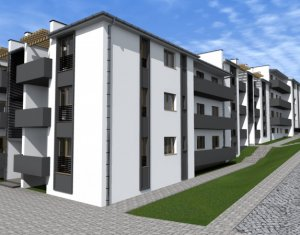 Apartment 2 rooms for sale in Cluj Napoca, zone Apahida