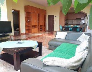 Mansarda open space, 91mp, 2 dormitoare, cu 2 parcari, zona Oncos - Buna Ziua