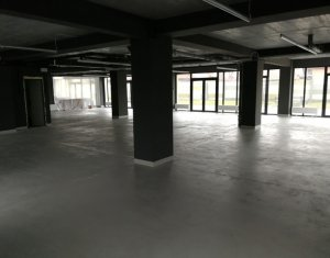 Spatiu comercial open space 525 mp, Marasti, zona Ira