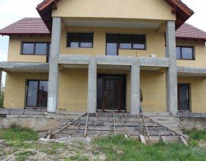 Vanzare casa individuala, 400 mp utili, teren 850 mp, Floresti
