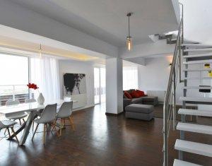 Penthouse to rent, in Buna Ziua