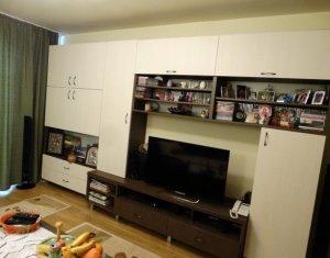 Apartament 3 camere finisat, mobilat, in Manastur