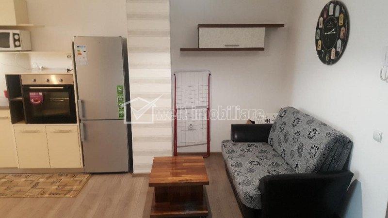 Apartament 2 camere, semidecomandat, terasa, Manastur