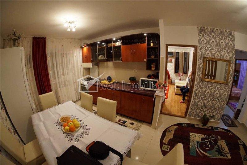 id p6180 appartement 3 chambres louer marasti cluj napoca welt imobiliare. Black Bedroom Furniture Sets. Home Design Ideas