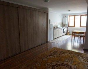 Inchiriere apartament cu 2 camere mobilat si utilat, Floresti, zona Sesul de Sus