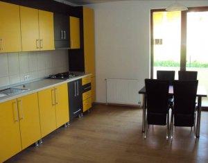 Inchiriere apartament cu 2 camere mobilat si utilat, Zorilor, zona Mircea Eliade