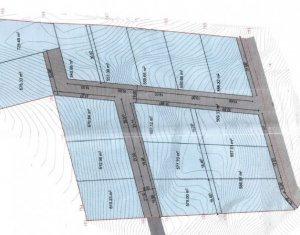 Teren intravilan 560 mp, front 19 ml, ideal pentru casa sau duplex, zona Vivo