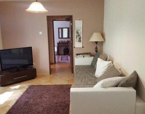 Inchiriere apartament 3 camere semidecomandate, Gheorgheni