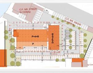 Inchiriere cladire de birouri, 5560 mp, zona Tetarom, open space