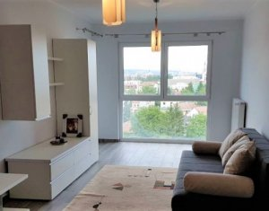 Inchiriere apartament 2 camere, Platinia Shopping Center, panorama deosebita