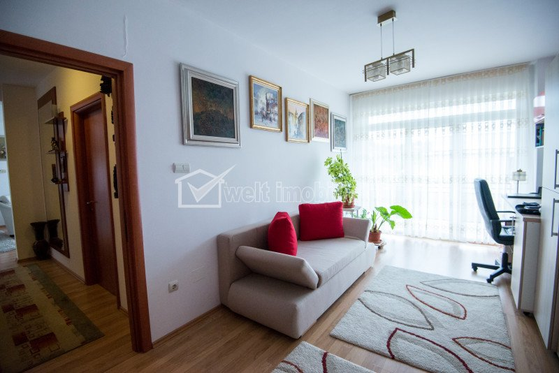 Apartament de inchiriat, 3 camere, 92 mp, priveliste, Grigorescu