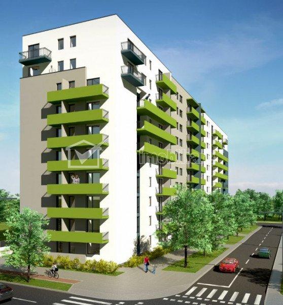 Vanzare apartamente 1, 2, 3 camere, zona Iulius Mall Gheorgheni, langa parc