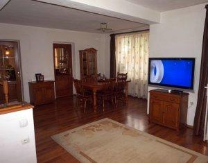 Vanzare casa individuala 5 camere, finisata, Floresti