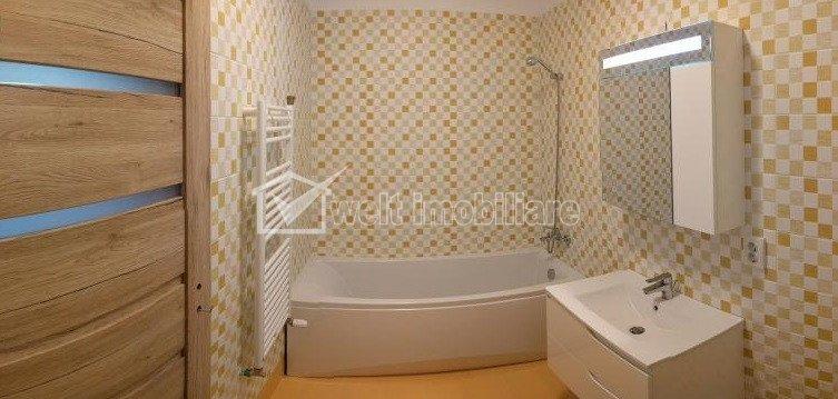 Inchiriem apartament cu 3 camere semidecomandat, Kaufland Marasti