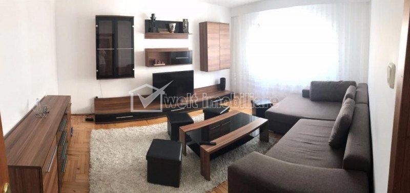 De inchiriat apartament cu 3 camere decomandat in zona Dorobantilor