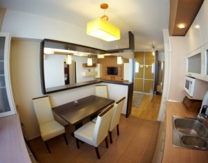 Inchiriere apartament 3 camere si garaj, imobil nou, zona Sigma
