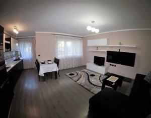 Apartament 2 camere, superb, ultrafinisat si mobilat cu posibilitate garaj