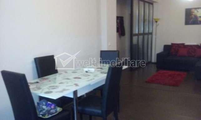 Prima inchiriere apartament cu 2 camere, Floresti, zona Terra, parcare