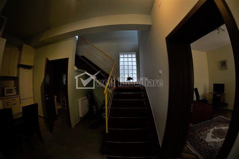 DE INCHIRIAT! Apartament la casa, 2 camere, curte amenajata, zona Calea Turzii!