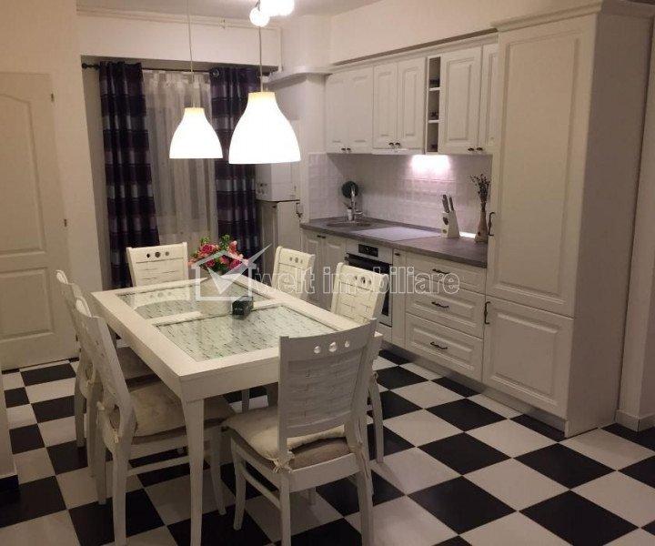 Apartament de inchiriat, 2 camere, confort marit, 60 mp, P-uri, Gheorgheni!