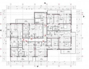 Apartament 3 camere, Borhanci, terasa 20 mp, acces facil spre Gheorgheni