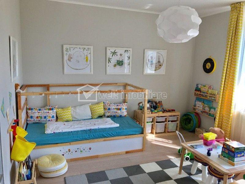 Inchiriere apartament de inchiriat, 3 camere, 100 mp, parter inalt, Buna Ziua!