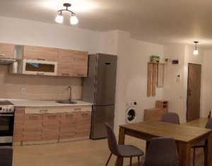 De inchiriat apartament cu 3 camere semidecomandat in Marasti