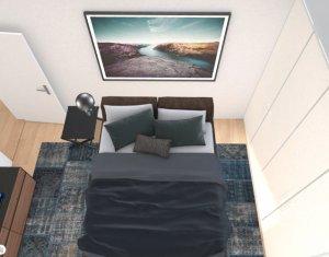 Vanzare apartament 2 camere, Borhanci, terasa 41 mp, acces facil spre Gheorgheni