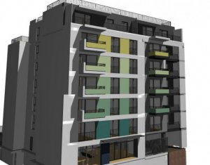 Vanzare apartament cu 3 camere, 75 mp, bloc nou, zona Garii