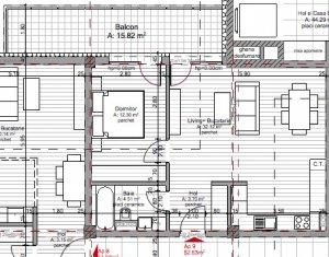 Apartament 2 camere, la 3 minute de Gheorgheni, zona Borhanci