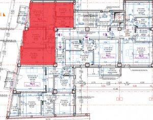 Apartamente noi, 3 camere 65,50 mp + balcon,CF, zona Garii