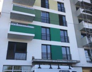 Apartamente noi 3 camere 65,50 mp + balcon, zona str. Horea