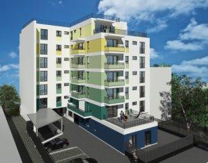 Apartament cu 3 camere, 63 mp, zona Garii, finalizare Iunie 2018, comision 0%