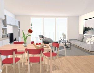 Apartamente noi cu 2 camere, 19 mp terasa, zona Borhanci