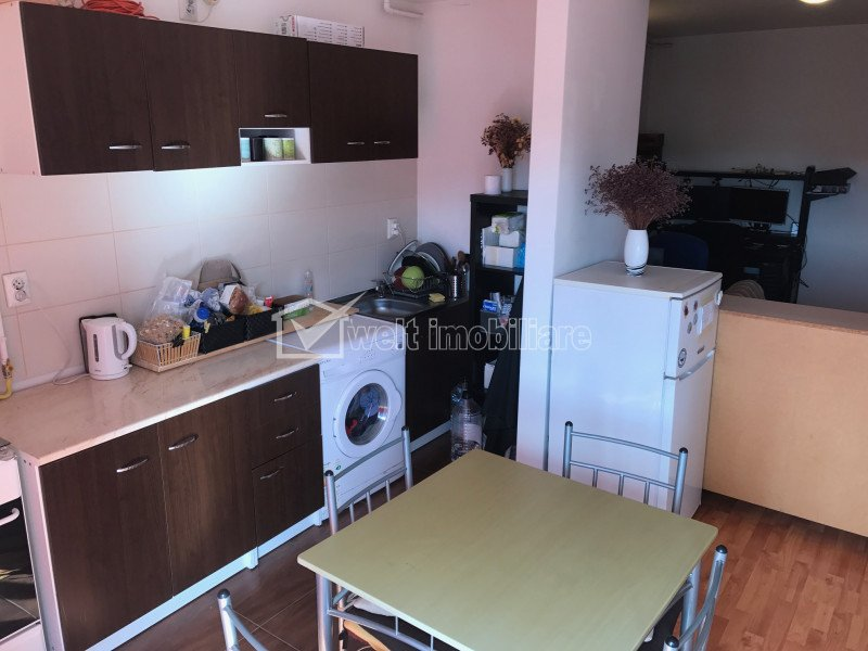Apartament de inchiriat cu 2 camere, Marasti, bloc nou, zona The Office