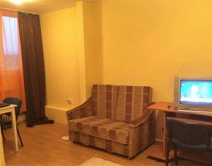 Garsoniera confort 1, etaj intermediar, cu loc de parcare, mobilata si utilata