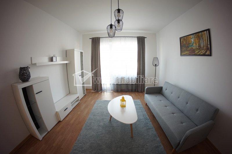 Inchiriere apartament 4 camere, 2 nivele, cartier Buna Ziua, prima inchiriere