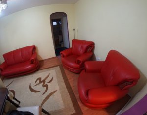 Apartment 3 rooms for rent in Cluj-napoca, zone Manastur