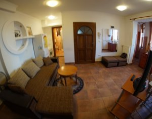 Inchiriere ap 2 camere+balcon, utilat si mobilat complet, langa Primaria CJ
