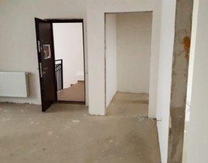 Vanzare penthouse nou cu 3 camere, 66mp, Floresti, zona Stejarului