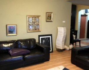 Apartament 3 camere, Andrei Muresanu, parter inalt peste garaje, panorama Cluj !