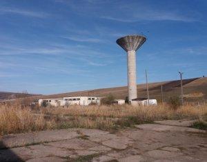 Platforma industriala betonata 4.95ha in Apahida, 3 linii de cale ferata