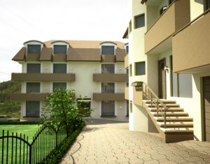 Apartament in vila, 3 camere cu gradina, in spate la Vivo, Floresti