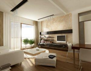 Apartament in vila, 3 camere, mansarda, in spatele complexului Vivo, Floresti